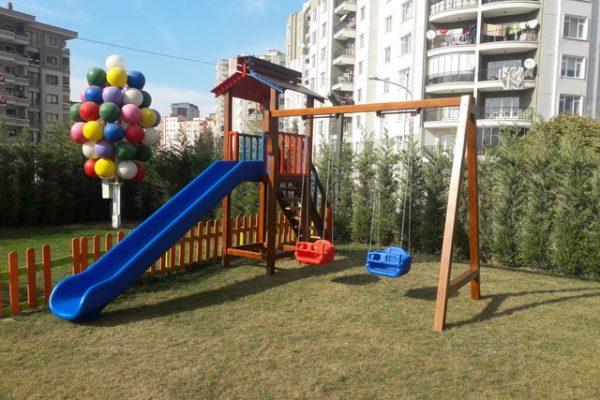 Ahşap Park Bursa